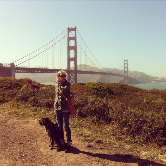 Destination: the bridge