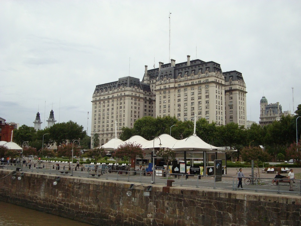 The Buenos Aires version of the Royal York?