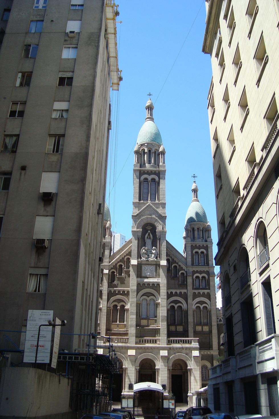 Church Holy Sacrament
