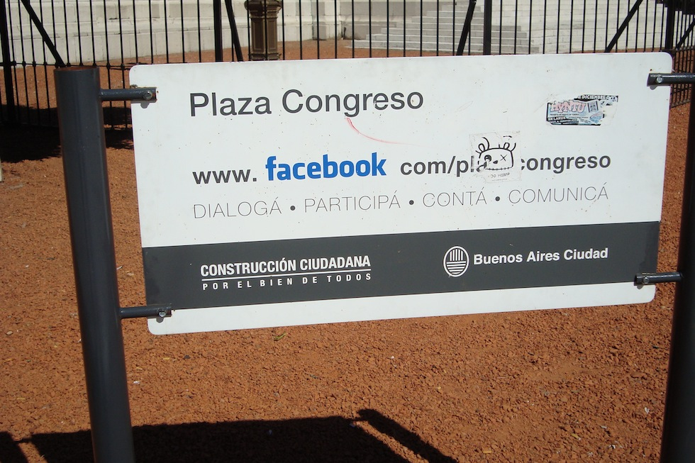 Plaza Congreso Facebook