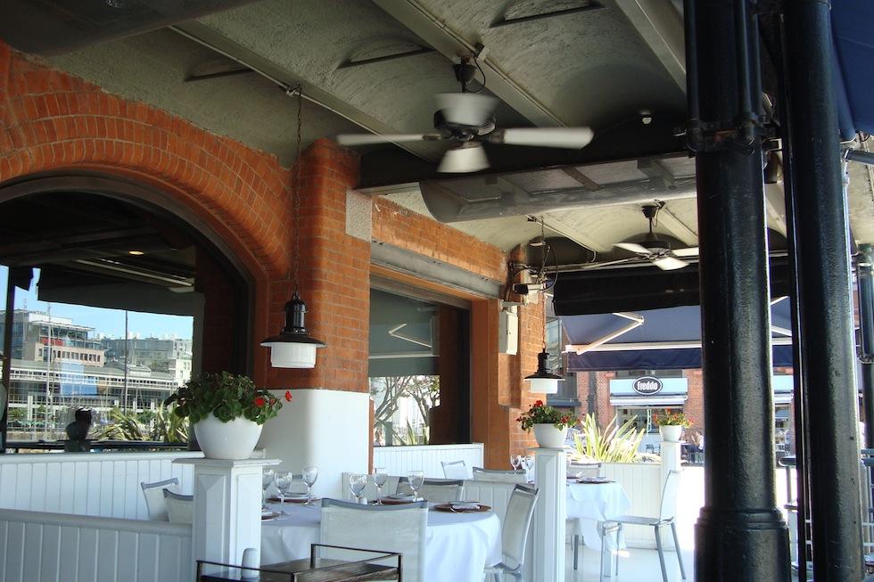 Restaurant in Puerto Madero