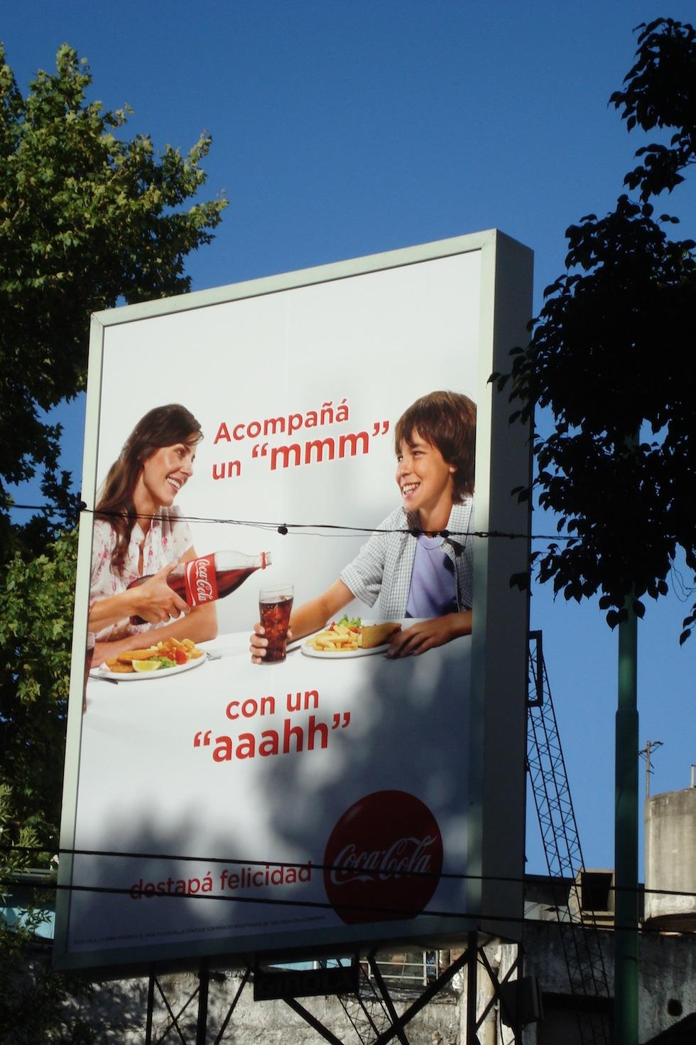 Ubiquity: Coke