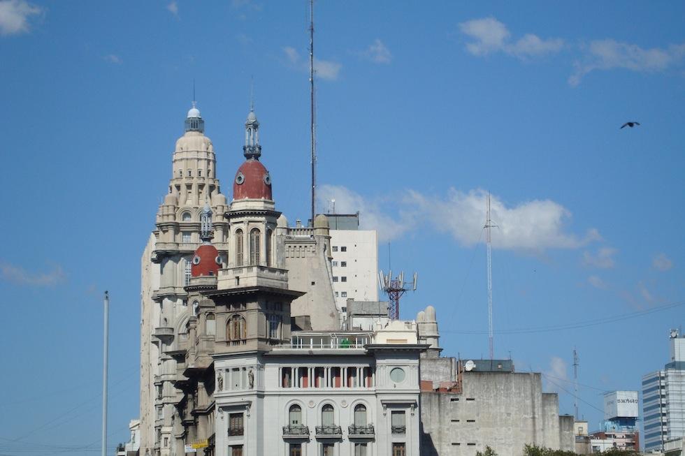 BA buildings
