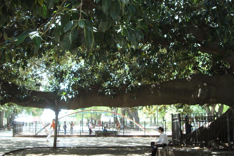 Plaza San Martin, Retiro